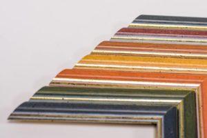 Tiskárna AKORD Chomutov - barevné vintage rámy