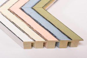 Tiskárna AKORD Chomutov - světlé barevné rámy
