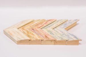 Tiskárna AKORD Chomutov - pastelové ramy