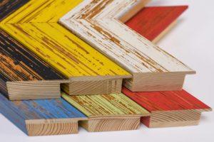 Tiskárna AKORD Chomutov - barevné rámy