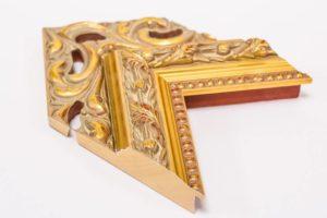 Tiskárna AKORD Chomutov - zlatý rám 2