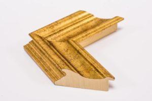 Tiskárna AKORD Chomutov - zlatý rám 3
