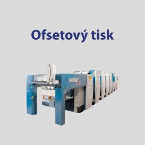 Tiskárna AKORD Chomutov - ofsetový tisk