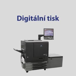 Tiskárna AKORD Chomutov - digitální tisk