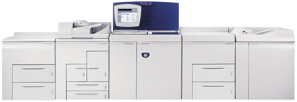 Xerox Nuvera DT120